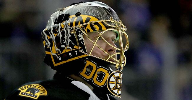 anton khudobin nhl boston bruins