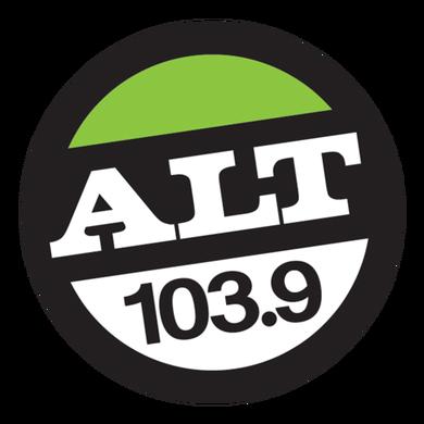 ALT 103.9 logo