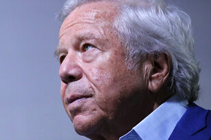 Patriots Owner Robert Kraft To Be Charged In Sex Sting Operation