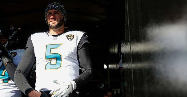 blake bortles jacksonville jaguars nfl qb quarterback
