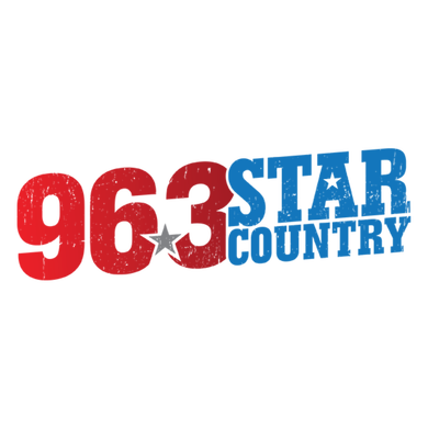 96.3 Star Country logo