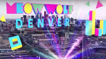 Channel 93.3 Blog - Local Artists can be a part of Meow Wolf in Denver
