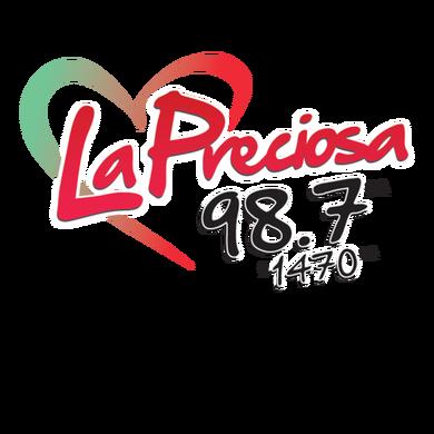 La Preciosa 98.7 FM y 1470 AM logo