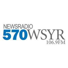 News Radio 570 WSYR logo