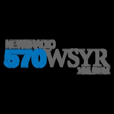 News Radio 570 WSYR logo