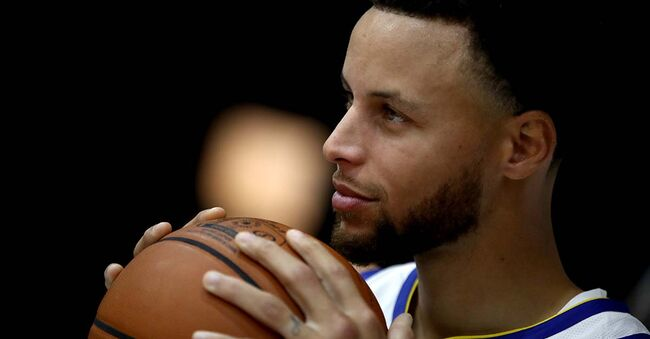 steph curry warriors golden state