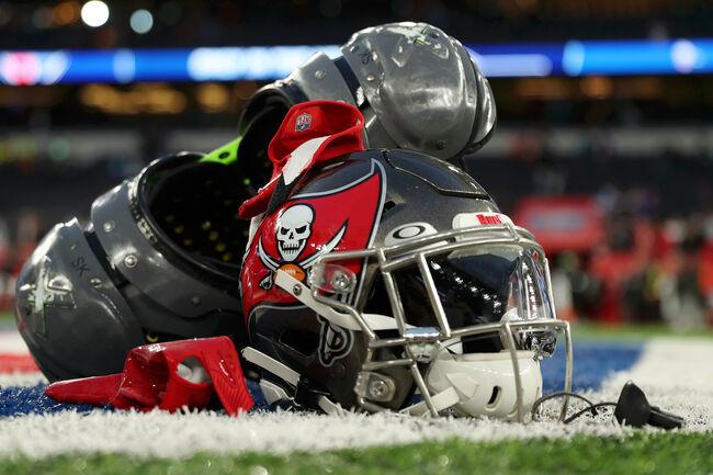 Tampa Bay Buccaneers Logo Helmet
