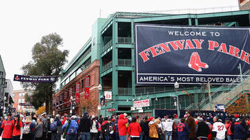 Local News - Red Sox Banner Stolen, Recovered In Everett
