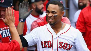 Sports - Xander Bogaerts Happy To Be Named All-Star