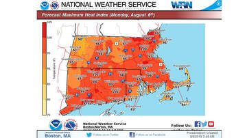 Storm Center - Heat Advisory Today And Tomorrow In Boston