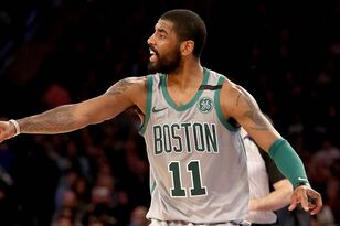 Kyrie Irving Enjoying Great 4-Game Run For Celtics