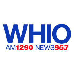 AM 1290 and News 95.7 WHIO logo