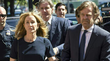 National News - Felicity Huffman Starts Serving Prison Time In College Scam