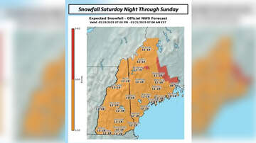 Storm Center - Officials: Snow Emergency Declared In Nashua, Starting Late Saturday