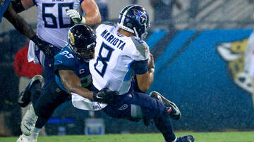 The Jason Smith Show - Marcus Mariota: The Dink and Dunk Master is Done!