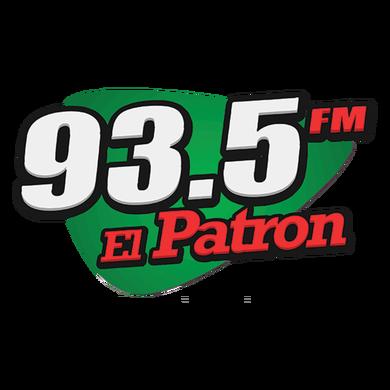 El Patron 93.5 logo