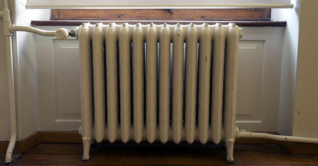 radiator generic getty