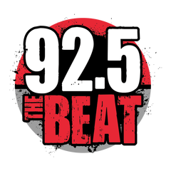 92.5 The Beat logo