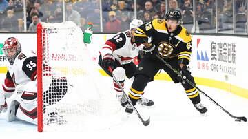 Boston Sports - Brad Marchand On Tear For StreakingBruins