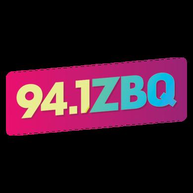 94.1 ZBQ logo