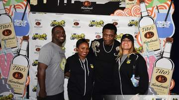 Beats By The Bay - #BBTB Meet & Greet with Keith Sweat at 2018 Beats by the Bay