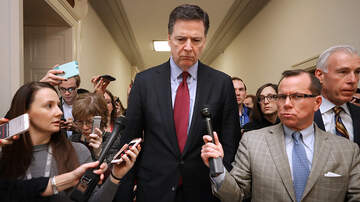 National News - Comey: FBI Probe Of Russia Initially Looked At 4 Americans