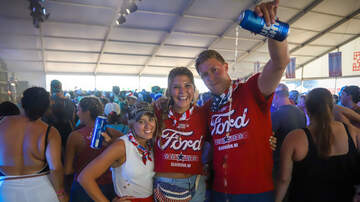 Matt and Aly - Gallery: Faster Horses Day Three #1