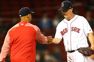 Red Sox' Steven Wright Happy With First MLB Outing In Over A Year
