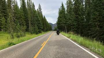 Clint August - Clint Rode Some Beautiful Country During His Sturgis Road Trip
