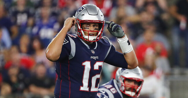 tom brady nfl patriots new england