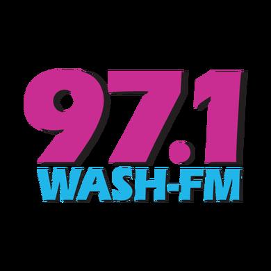 97.1 WASH-FM Washington logo