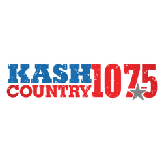 KASH Country 107.5 logo