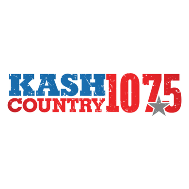 KASH Country 107.5 logo