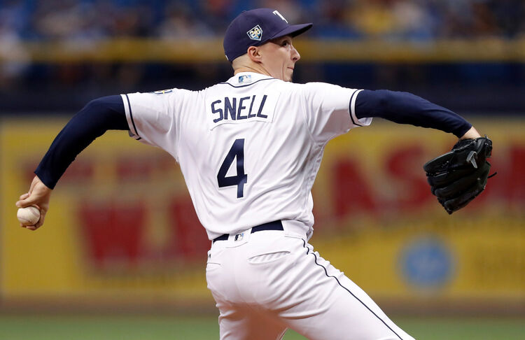 Rays - Blake Snell