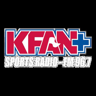 KFAN Plus logo