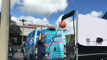 Photos - Kool 105.5 Hangs At Al Hendrickson Toyota In Coconut Creek!
