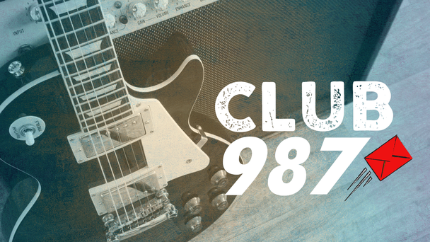 Become a CLUB 987 member today!