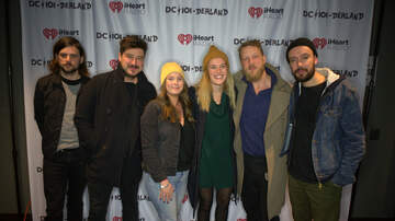 image for Mumford & Sons Meet and Greet at DC101-DERLAND Night 2