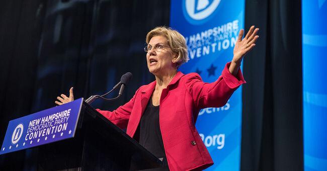 Elizabeth Warren NH Convention
