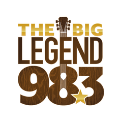 The Big Legend 98.3 logo