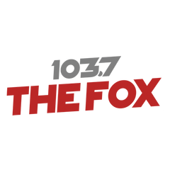 103.7 The Fox Hattiesburg logo