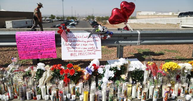El Paso Mass Shooting