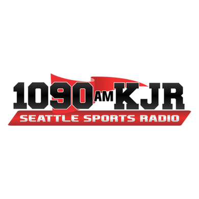 1090 KJR logo