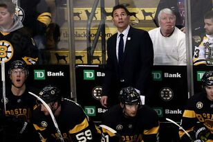 Bruins' Bruce Cassidy Honored By Coach Of The Year Nomination