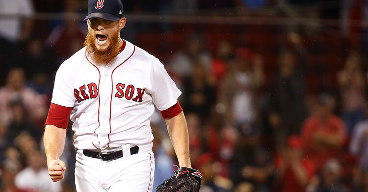craig kimbrel boston red sox mlb baseball