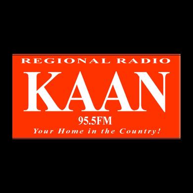 Regional Radio KAAN logo