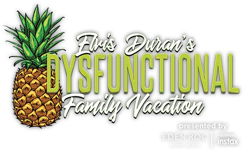Elvis Duran's Dysfunctional Family Vacation