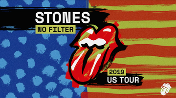 GATER Feed - The Rolling Stones: 2019 No Filter Tour Presale Code