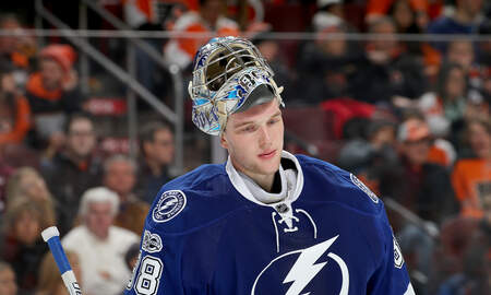 Best Bolts Coverage - REPORT: Andrei Vasilevskiy Could Miss Time With Possible Fractured Foot