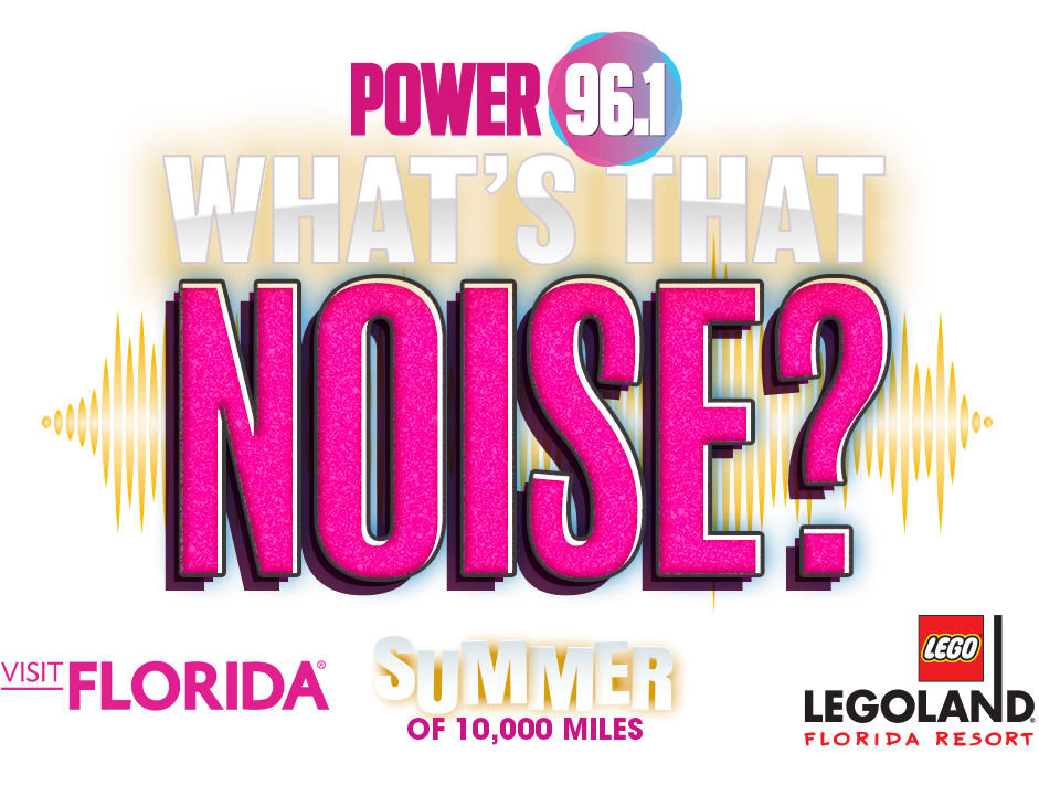Power 96.1 What's That Noise
